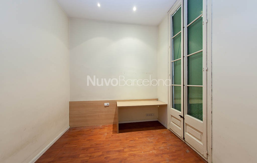 Flats for sale in Barcelona Spain - Gran Via 576 - Before 2