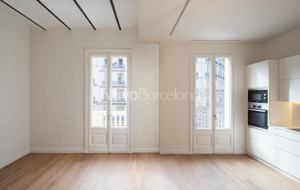 Flats for sale in Barcelona Spain - Rambla Catalunya 40 - After 1