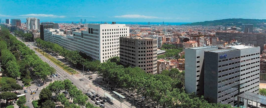 Barcelona Luxury Apartments in Les Corts