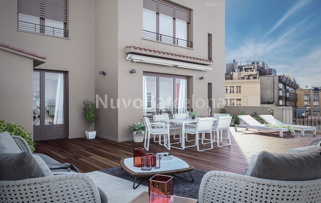 Flats for sale Barcelona - DIAGONAL 462