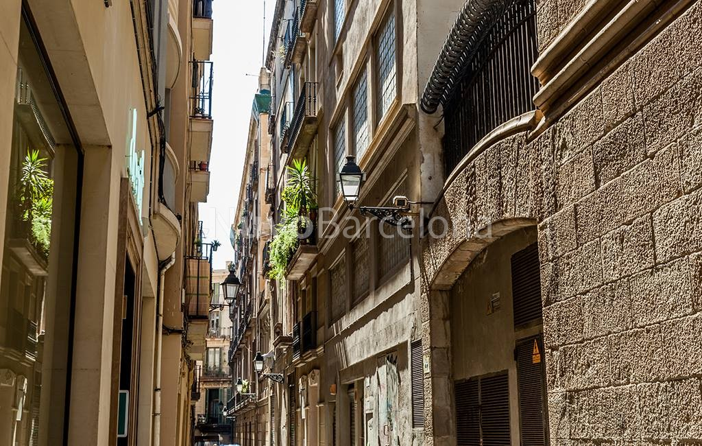 Buy an apartment in Barcelona - ESTRUC 9