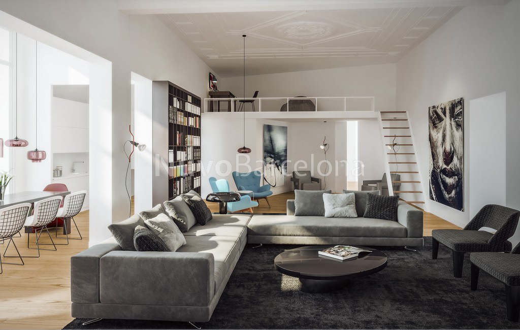 Apartments to buy Barcelona - FONTANELLA 14