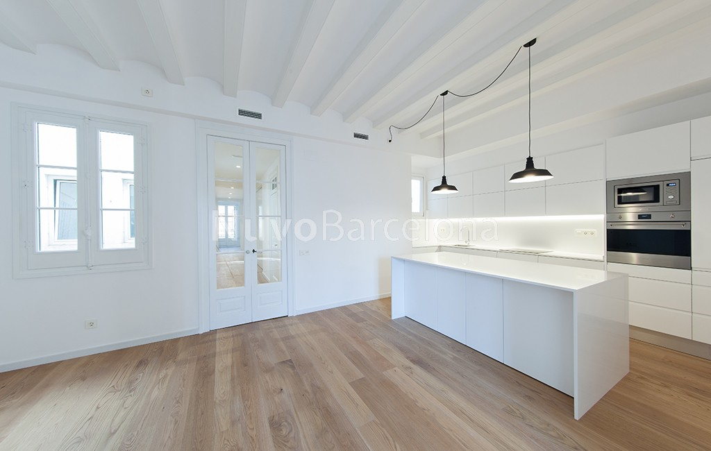 Apartments in Barcelona to buy - JULIÀ PORTET 5