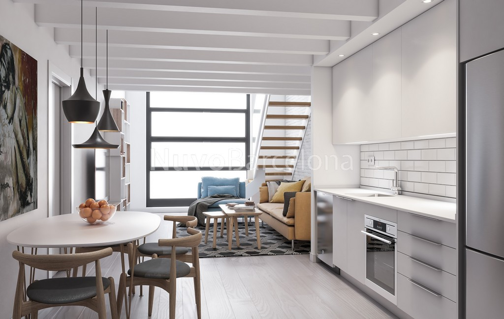 Apartments for sale in Barcelona Spain - PERILL 19