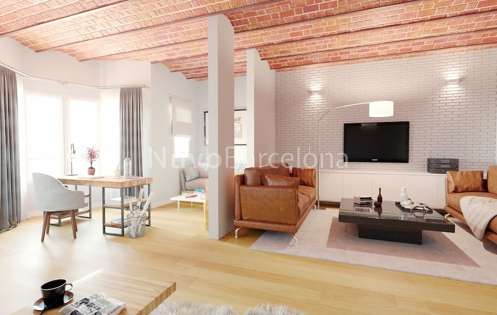 Luxury apartments for sale in Barcelona - PROVENÇA 353