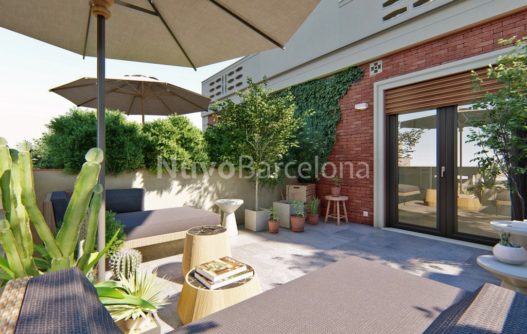 luxury apartments Barcelona for sale - NuvoBarcelona