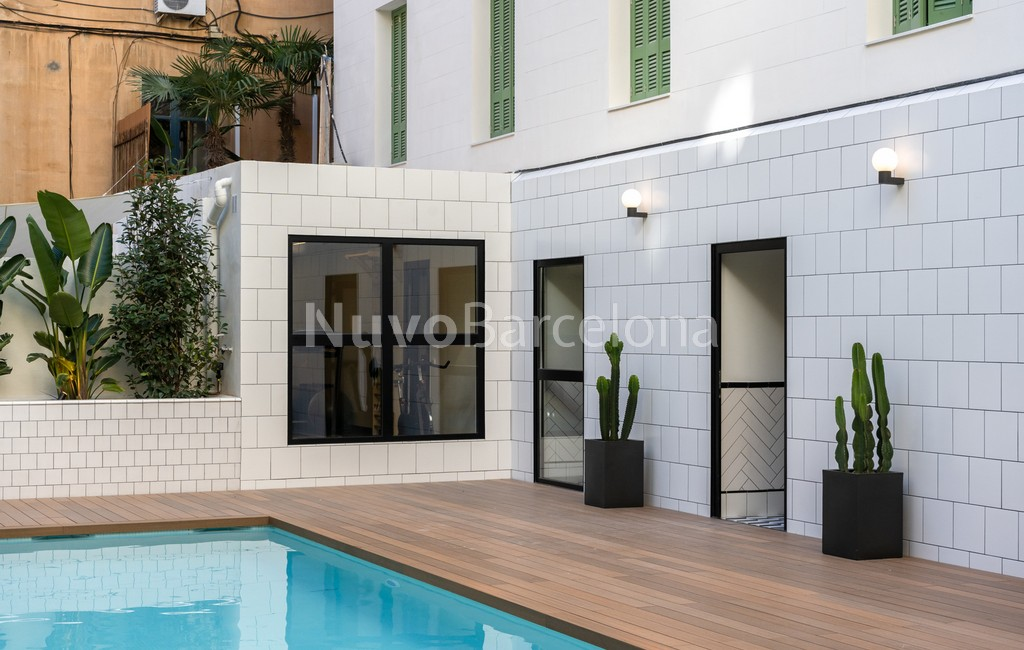 Nuvobarcelona.Com - luxury apartments Barcelona for sale