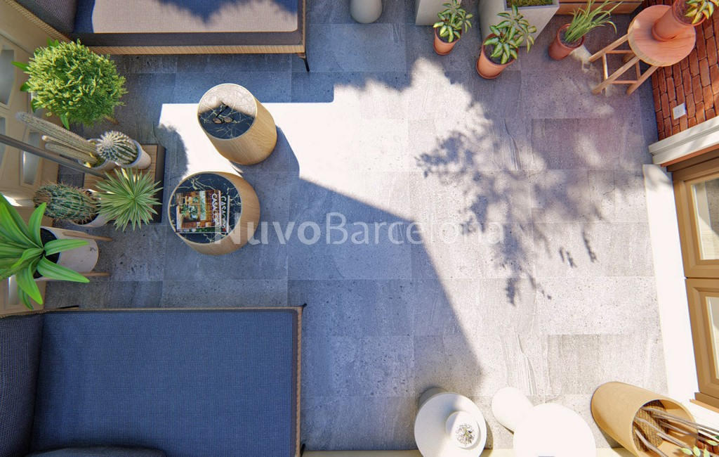 Nuvo Barcelona - luxury apartments Barcelona for sale