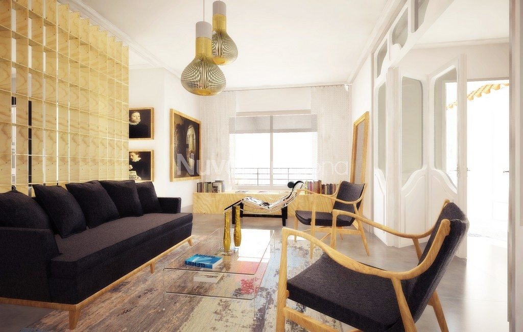 Nuvo Barcelona - apartments for sale in Barcelona city centre