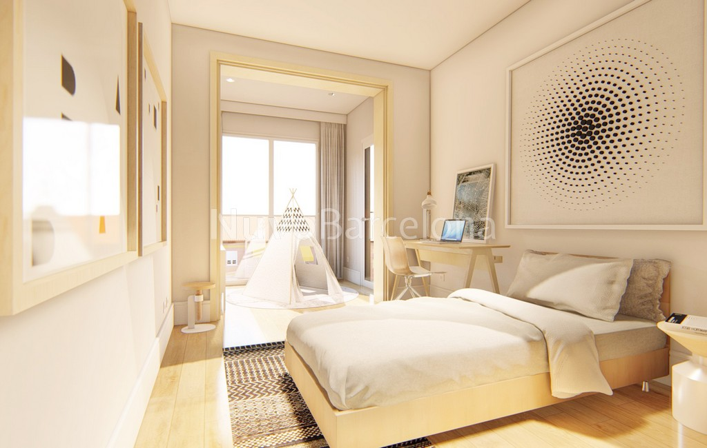 NB - luxury apartments Barcelona for sale