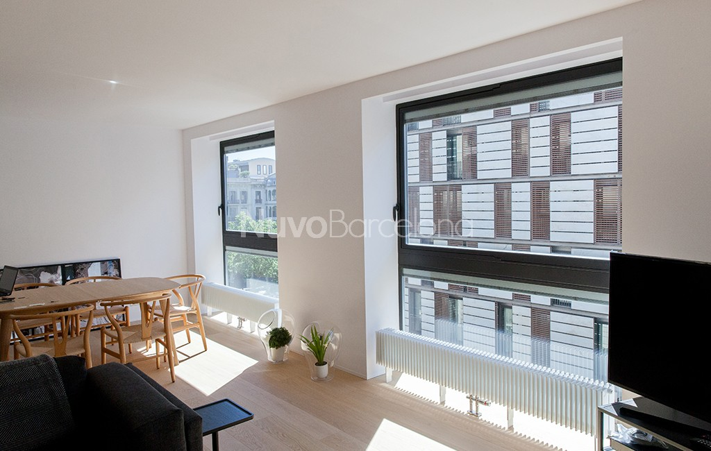 Nuvo Barcelona - flats in Barcelona for sale