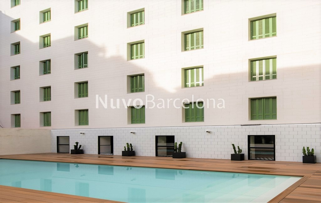 Nuvo Barcelona - flats for sale in Barcelona city centre
