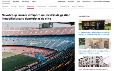 TheNuvoGroup lanza NuvoSport