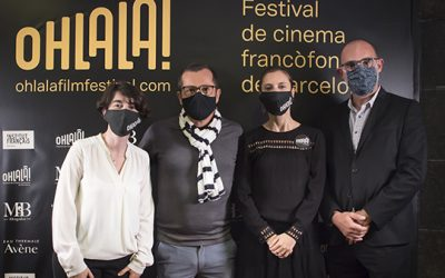 NuvoBarcelona sponsors the 3rd edition of Oh la là !