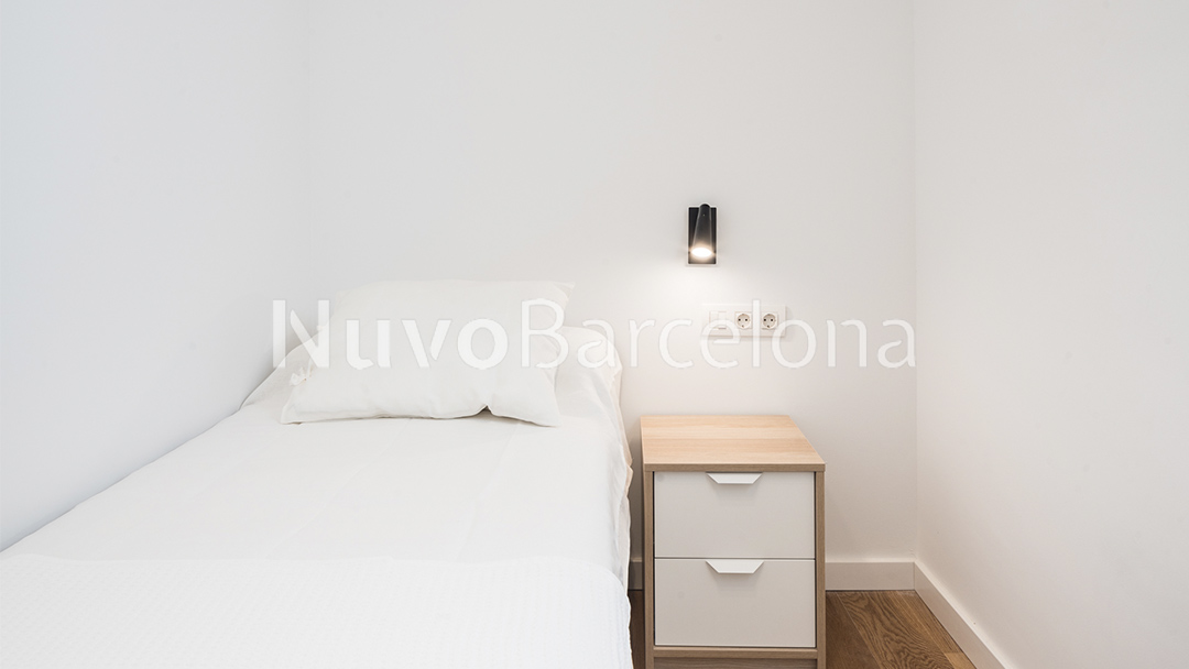 Renovated apartment for rent